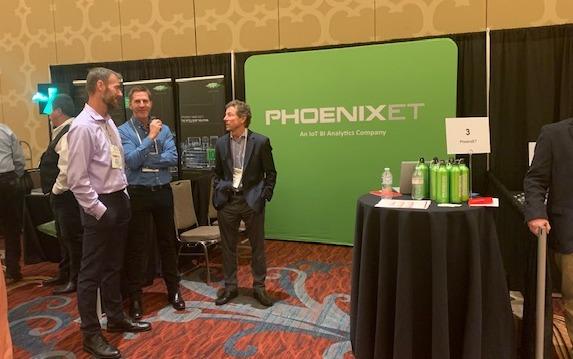 PhoenixET CEO Glen Schrank at EEI