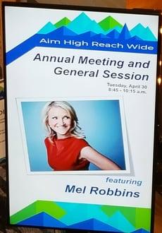 Mel Robbins