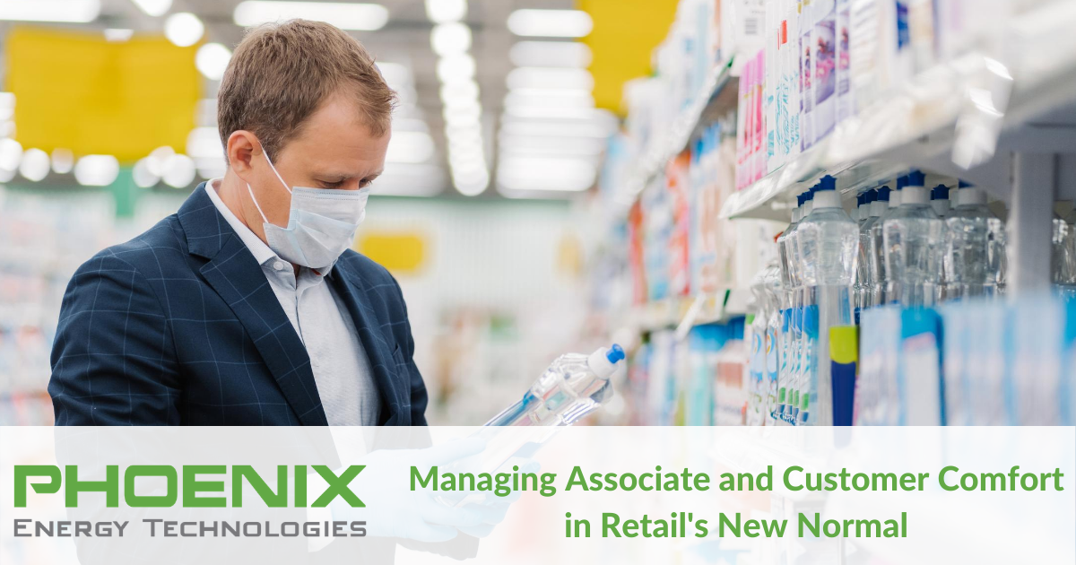 Managing Associate and Customer Comfort in Retails New Normal