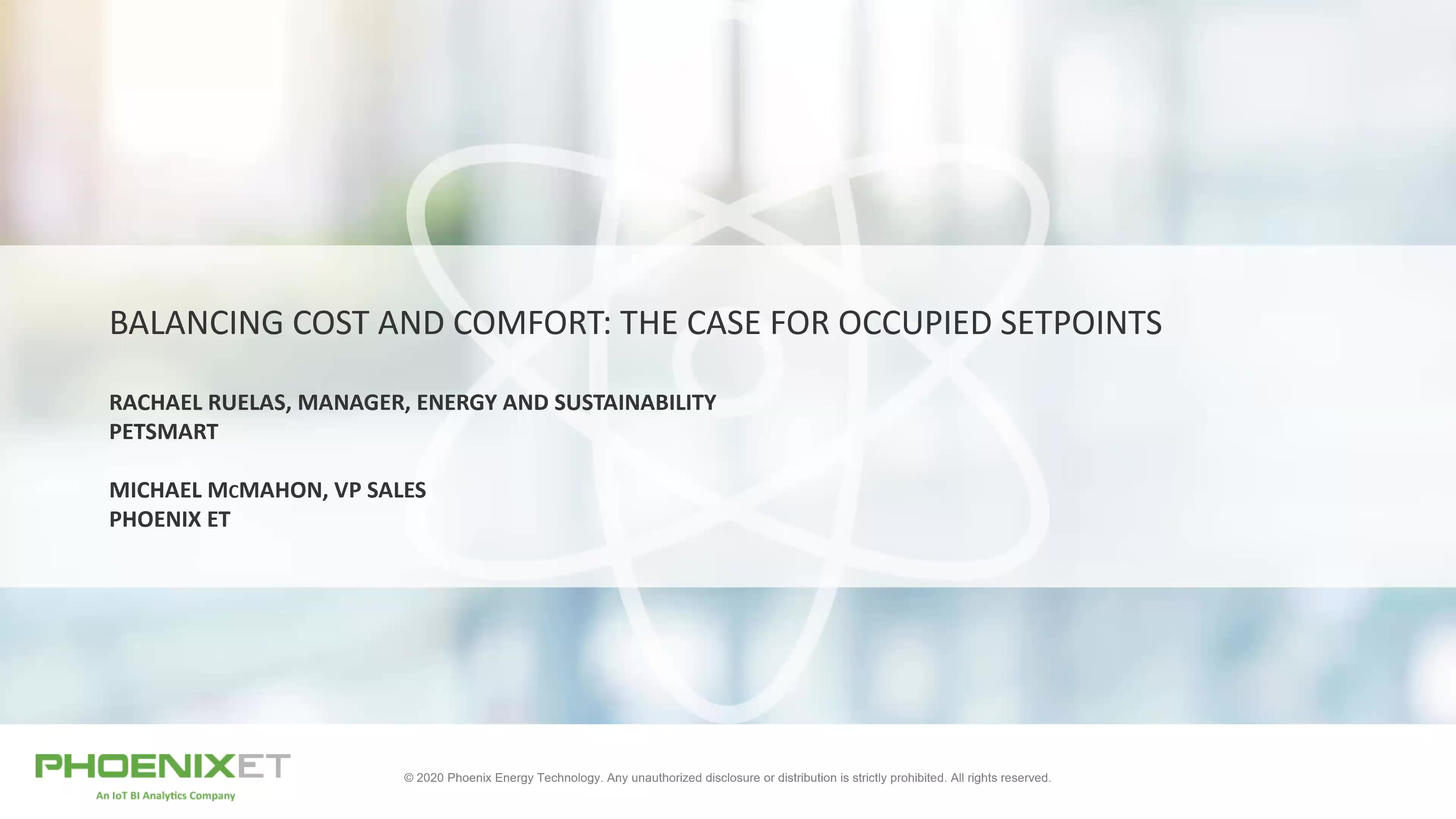 Balancing Cost and Comfort - A Major Retailers Case for Always Occupied Setpoints