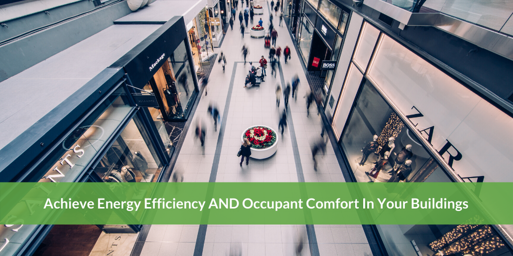 energy efficiency and occupant comfort