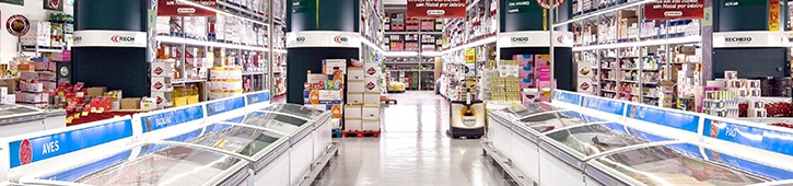 Grocery Energy Management Solutions